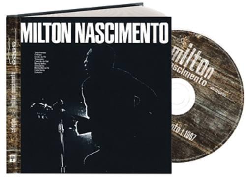 Milton Nascimento - Milton Nascimento 1967 - Livro+CD