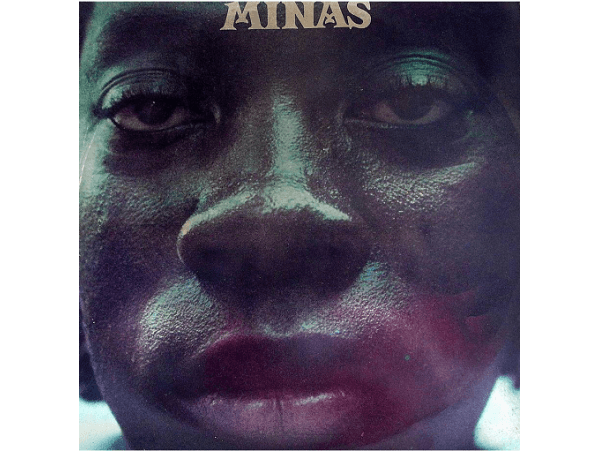 Milton Nascimento - Minas - Livro+CD