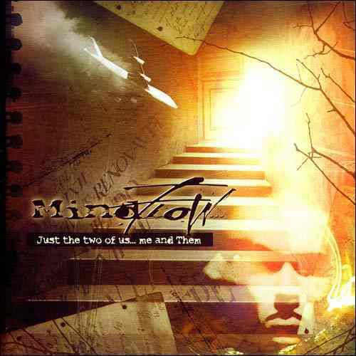 Mindflow - Just the Two of Us... Me and Them - CD