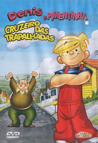 Mini-DVD - Denis O Pimentinha