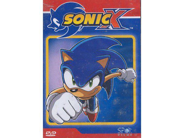 Mini-DVD - Sonic X