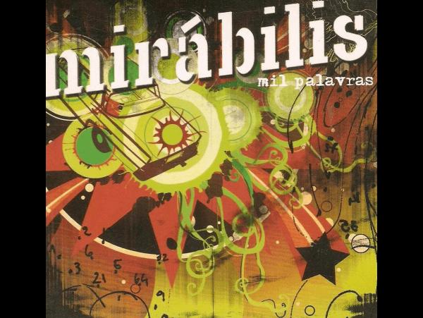Mirabilis - Mil Palavras - CD