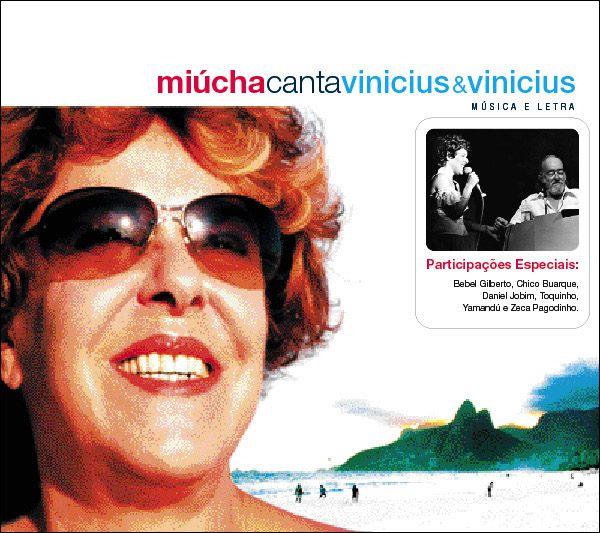 Miúcha - Canta - Vinicius & Vinicius - CD