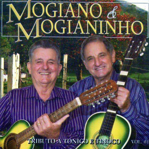 Mogiano & Mogianinho - Tributo - Vol. 01- CD