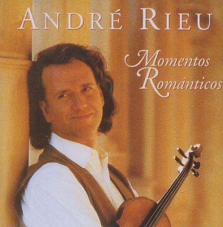 André Rieu - Momentos Românticos - CD