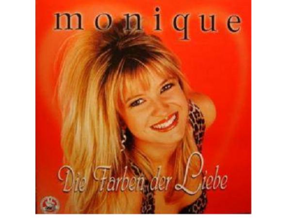 Monique - Die Farben Der Liebe - CD
