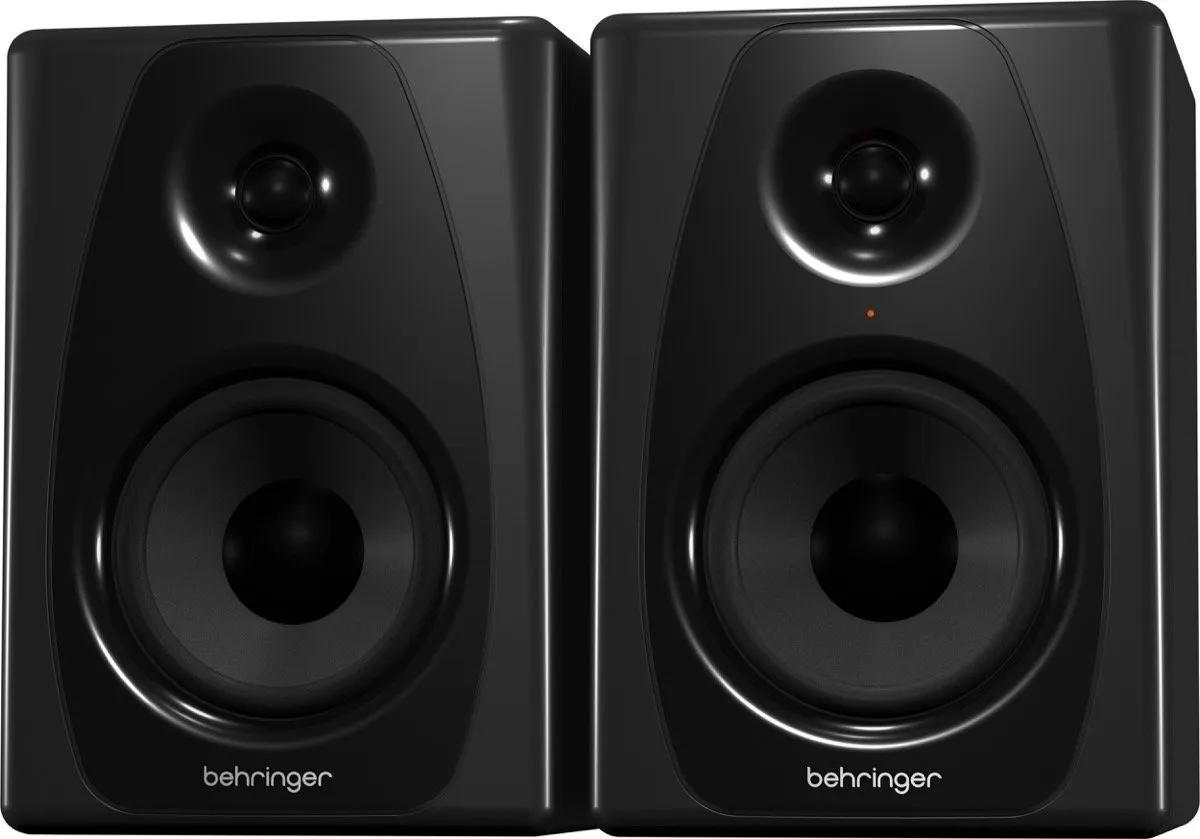 Monitores De Estúdio Behringer Studio 50usb 150w (par)