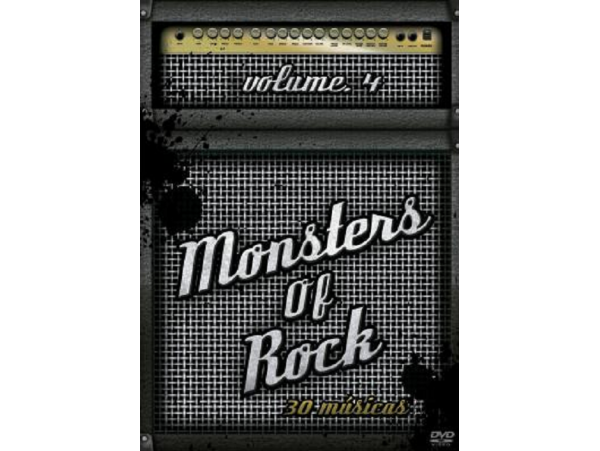 Monsters Of Rock Vol.4  - DVD