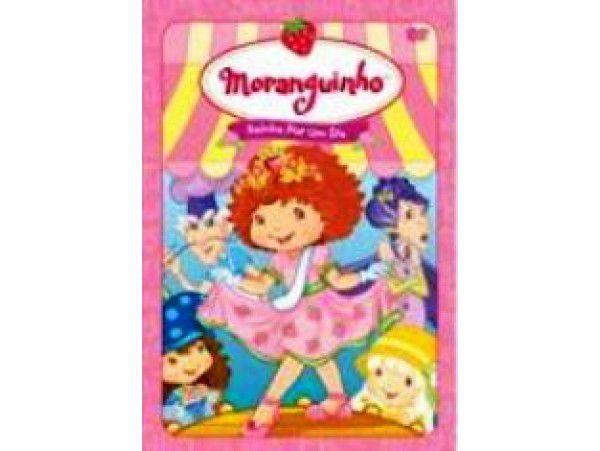 Moranguinho - Mini-dvd - Rainha Por Um Dia