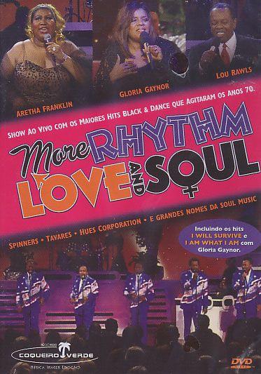 More Rhythm Love and Soul