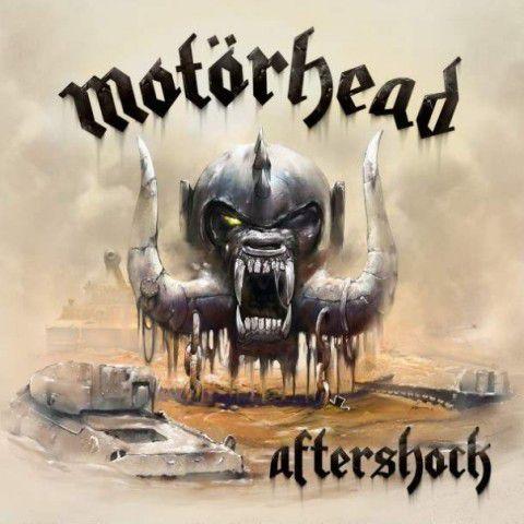 Motörhead - Aftershock - CD
