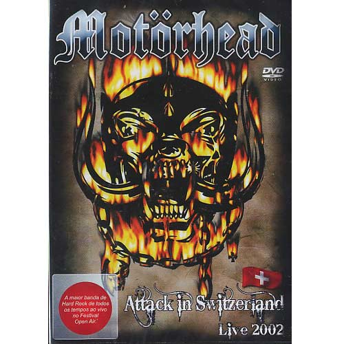 Motorhead - Attack In Switzerland