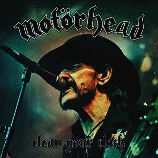 Motörhead - Clean Your Clock - CD