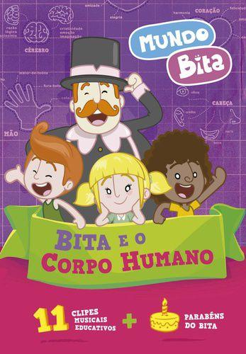 Mundo Bita - Bita e O Corpo Humano - DVD