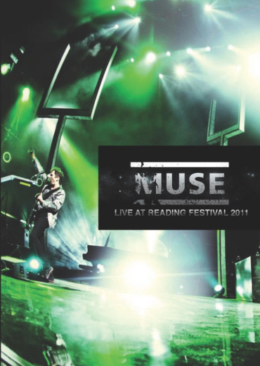 Muse - Live At Reading Festival 2011 - DVD