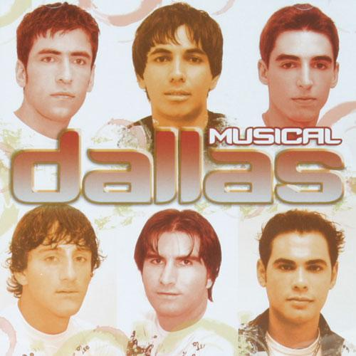 Musical Dallas - Águas Do Mar - CD