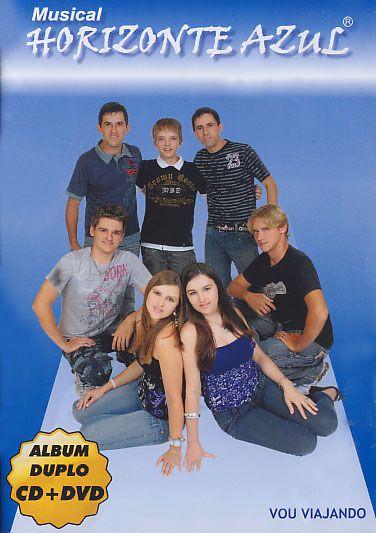 Musical Horizonte Azul - Vou Viajando (DVD + CD)