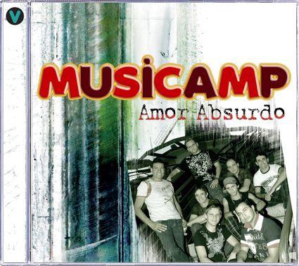 Musicamp - Amor Absurdo - CD