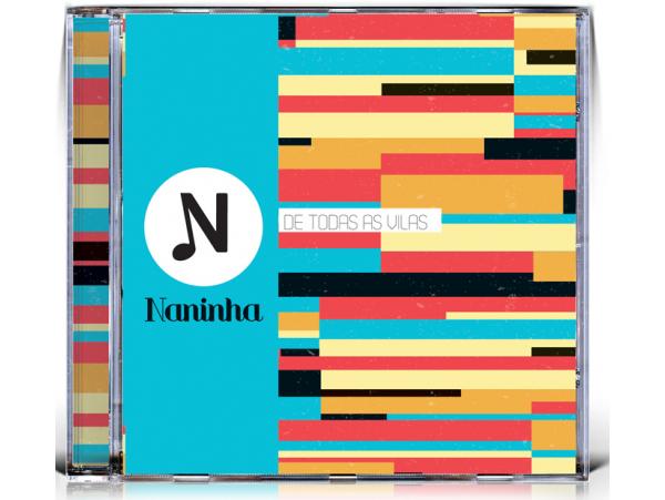 Naninha - De Todas As Vilas - CD