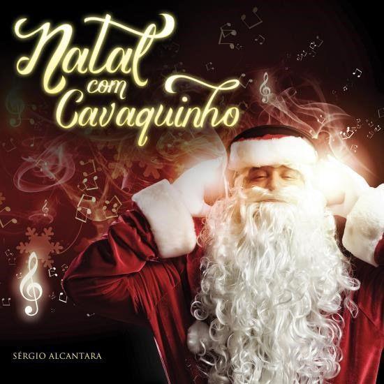 Natal Com Cavaquinho - CD