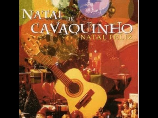 Natal De Cavaquinho - Natal Feliz - CD