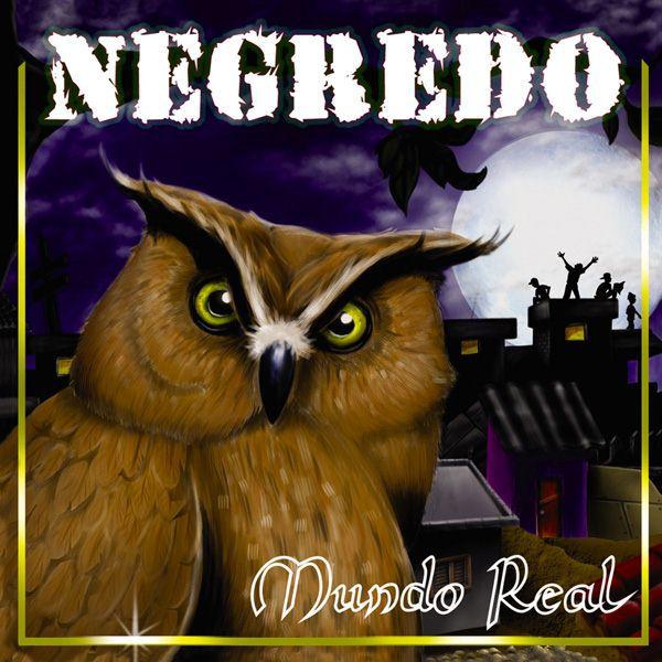 Negredo - Mundo Real - CD