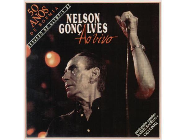 Nelson Gonçalves - 50 Boêmia No Olympia - CD
