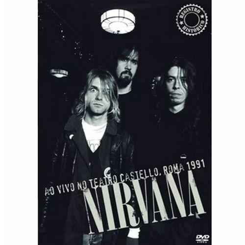 Nirvana - Ao Vivo No Teatro Castello, Roma 1991