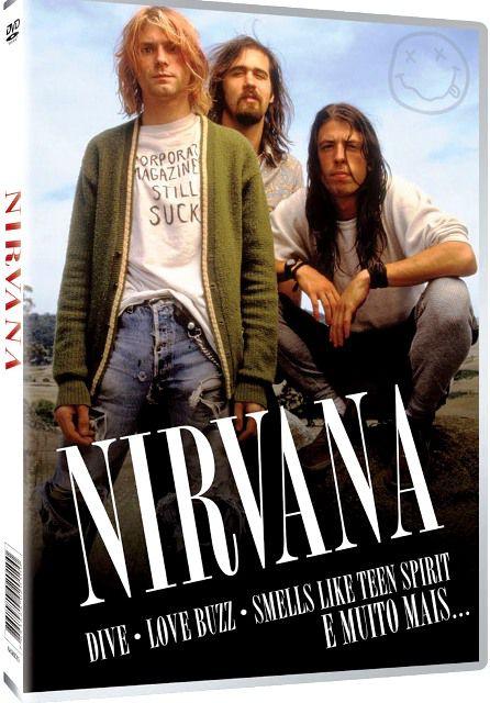 Nirvana - Dive, Love Buzz e Muito Mais