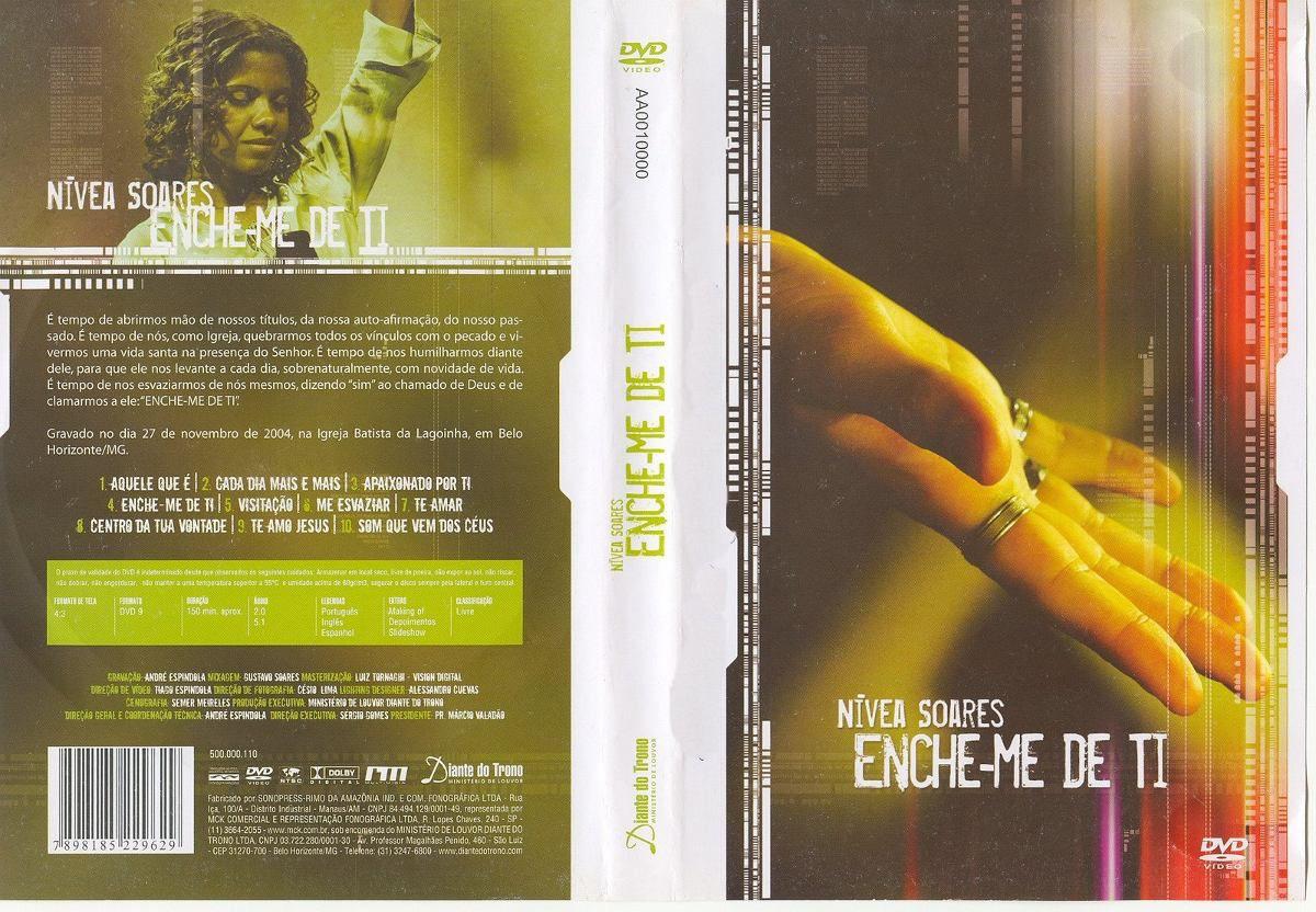 Nívea Soares - Enche-me de Ti - DVD