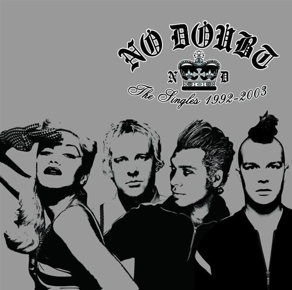 No Doubt - The Singles Collection - 1992/2003 - CD