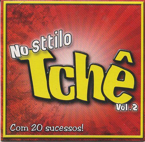 No Sttilo Tche - Vol. 2 (Envelope)