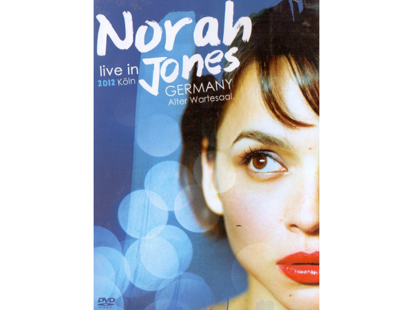 Norah Jones - Live In Germany - 2012 - DVD