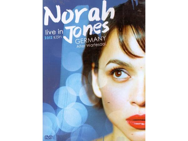 Norah Jones - Live In Germany - 2012 - DVD