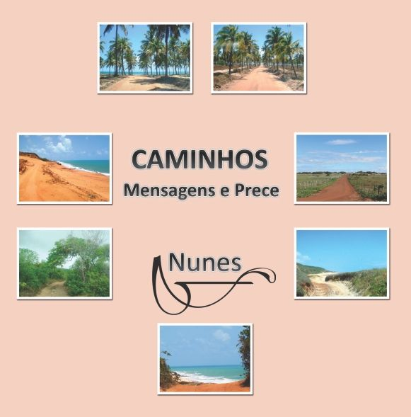 Nunes - Caminhos, Mensagens e Prece - CD