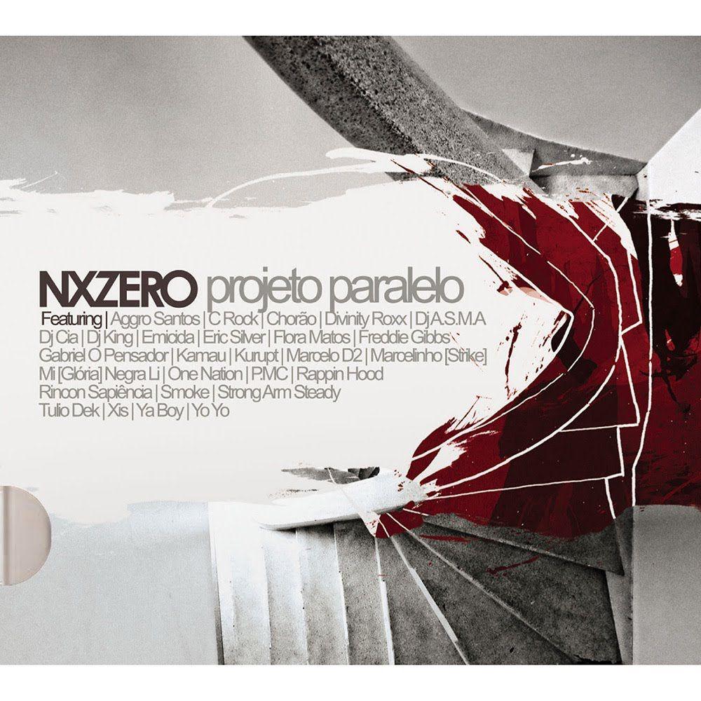 Nx Zero  - Projeto Paralelo - Musicpack - CD