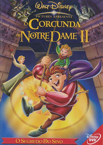 O Corcunda de Notre Dame 2 - DVD