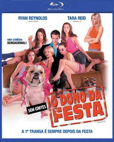 O Dono da Festa - Blu-Ray