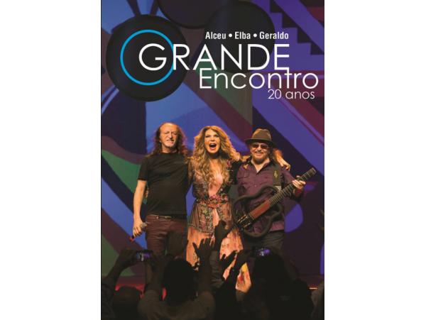O Grande Encontro - 20 anos - DVD