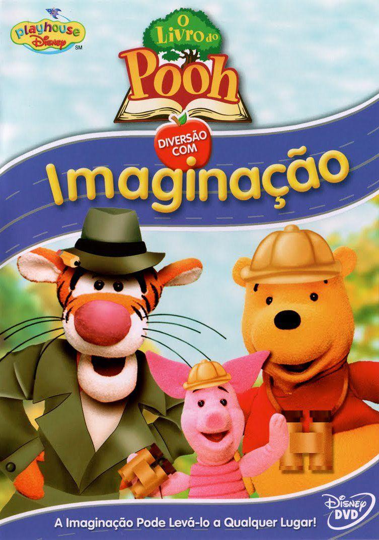 O Livro de Pooh - Diversão Com Imaginação
