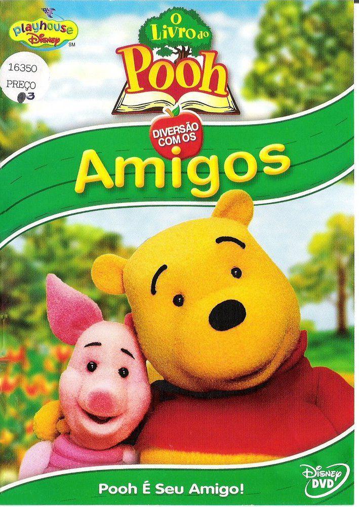 O Livro do Pooh - Diversão com os Amigos