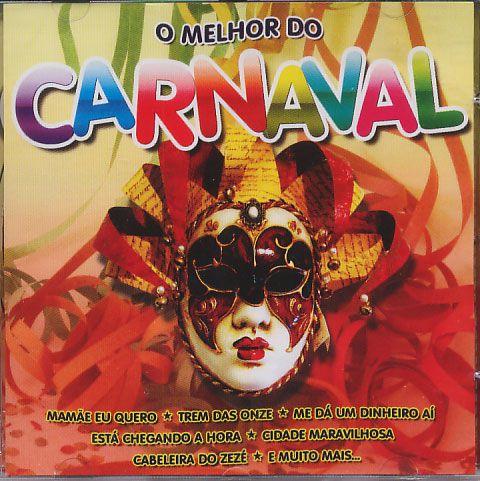 O Melhor do Carnaval - CD