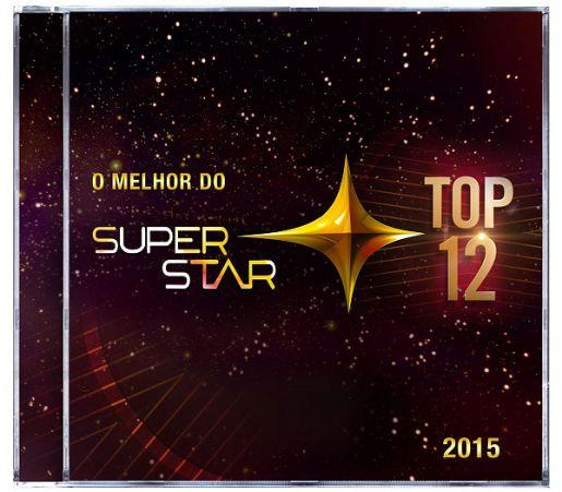 O Melhor Do Superstar 2015 - Top 12 - CD