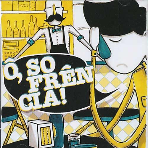 Ô, Sofrência! - CD