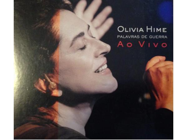 Olivia Hime - Palavras de Guerra - CD