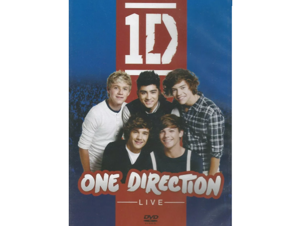 One Direction - Live 1D - DVD
