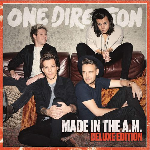 One Direction - Made In The A.m (deluxe) - CD