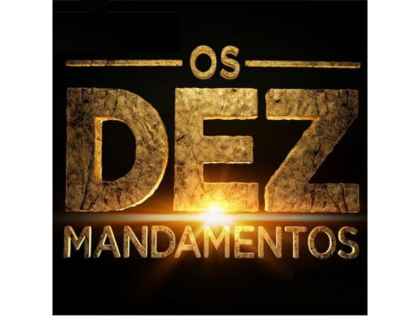 Os Dez Mandamentos - Trilha Sonora Da Novela - CD