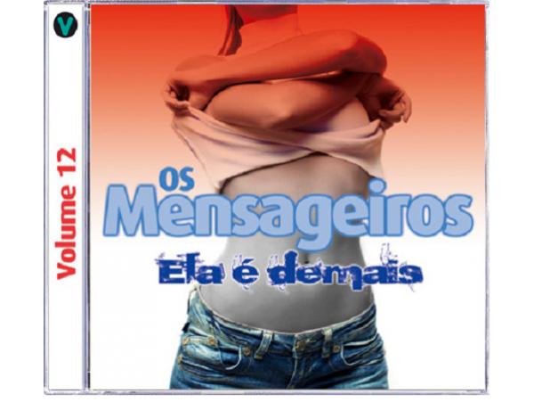 Os Mensageiros - Ela É Demais - CD