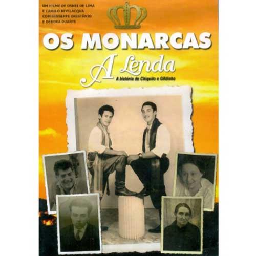 Os Monarcas - A Lenda - DVD